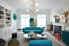 葛晓彪 - 跨界室内设计,竟将色彩玩的如此国际