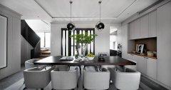 现代客厅北欧